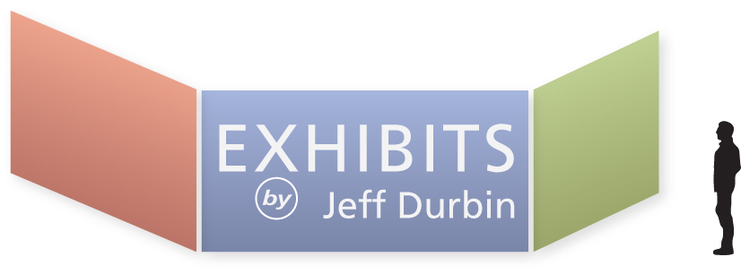 Durbin exhibits banner
